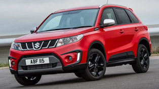 2016 Suzuki Vitara S Comes With Sporty Features and Tons of Improvements
