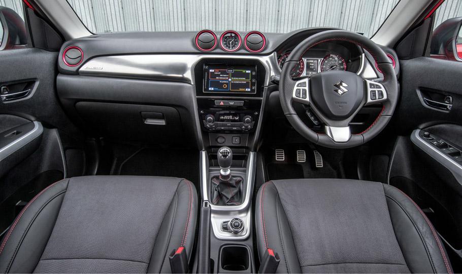 2016 Suzuki Vitara S