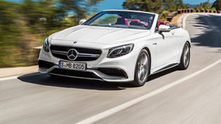 2017 S-Class Cabriolet: Superiority Unleashed