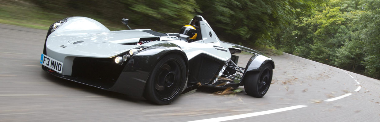 BAC Mono Side View