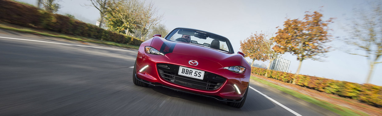 BBR Mazda MX-5 Super 190 Front View