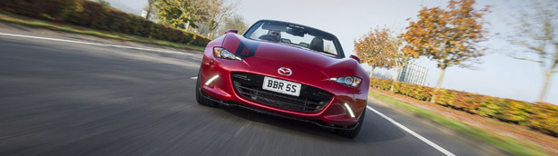 BBR Releases Tuning Program for the Latest Mazda MX-5
