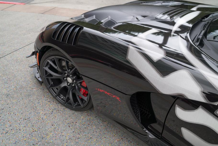 Darth Vader's Dodge Viper ACR
