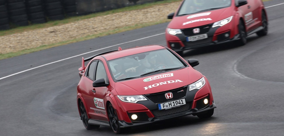Honda Civic Type R Racing
