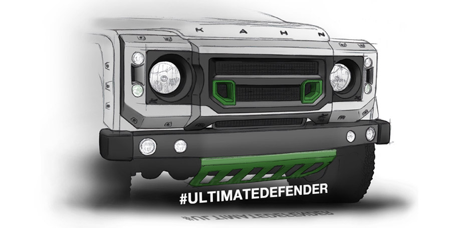 Ultimate Defender Teaser