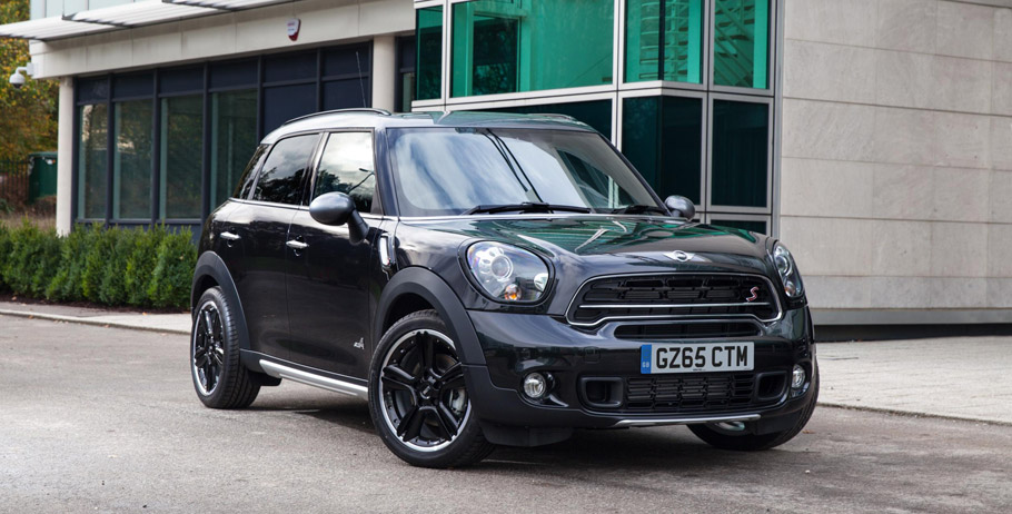 MINI Countryman Special Edition  Front View