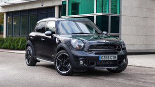 MINI Releases 250 Units of the Countryman Special Edition