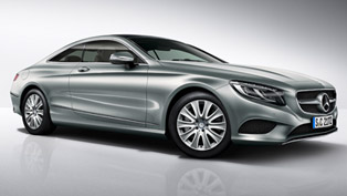 Mercedes-Benz S-Class Coupe Family Gets a S 400 4MATIC Model