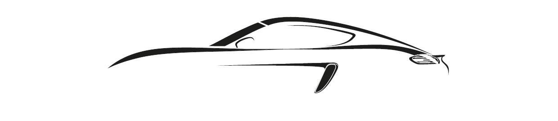 Porsche 718 Cayman Teaser