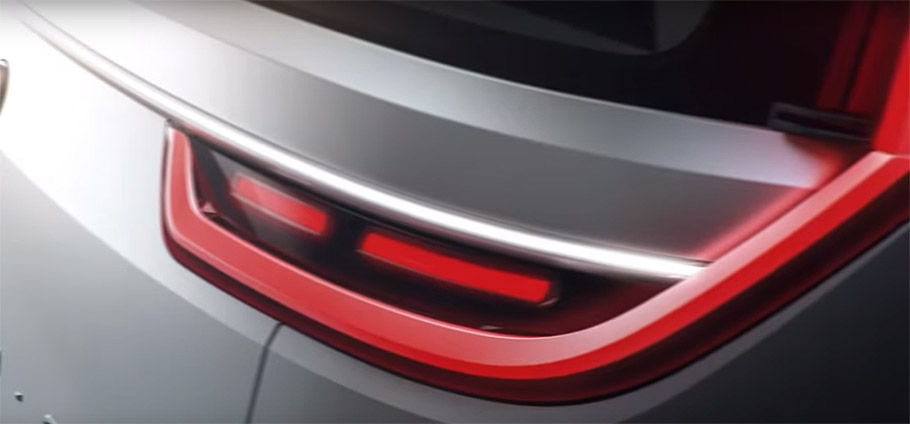 CES Concept Car by Volkswagen (Teaser Video)