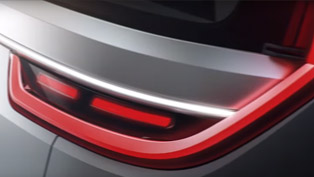 Volkswagen Releases a Video Teaser of the CES Concept Car