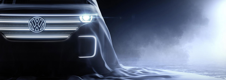 Volkswagen CES EV Debut