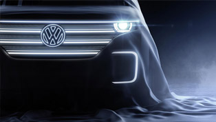 volkswagen teases a mysterious electric vehicle ahead of ces debut