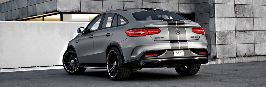 2015 Wheelsandmore Mercedes-AMG GLE 63 Coupe