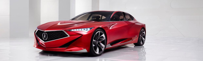 Acura Precision Concept Front View