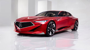Acura Precision Concept Shows New Human-Machine Interface Approach [VIDEO]