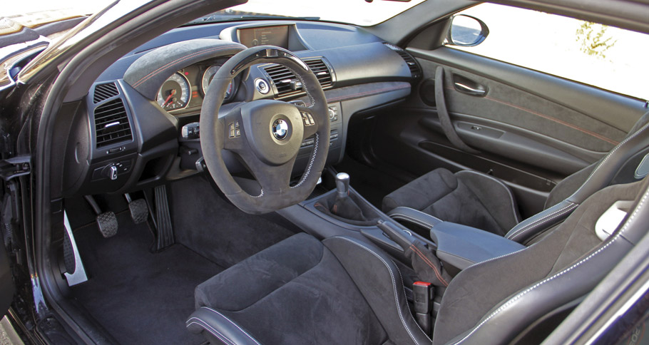 Alpha-N Performance BMW 1 Series M Coupe  Interior