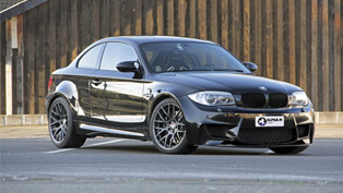 BMW 1 Series M Coupe has Gained an Addition of 224 HP. See the Result!