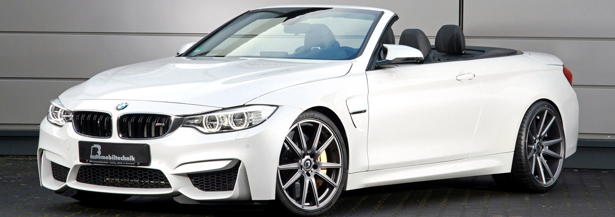 B&B Automobiltechnik BMW M4 F82 Front View
