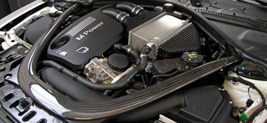 B&B Automobiltechnik BMW M4 F82 Engine