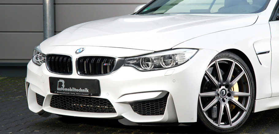 B&B Automobiltechnik BMW M4 F82 Front End