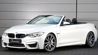 b&b automobiltechnik shows how to boost performance of bmw m4/m3