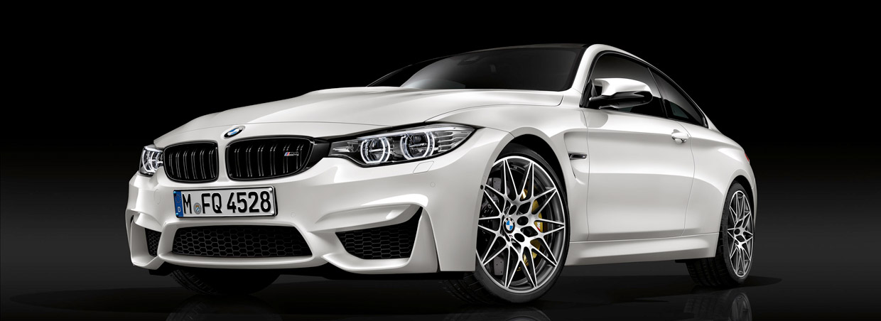 BMW Competition Package on M4
