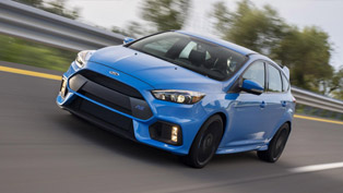 you have now the opportunity to buy the record-breaking focus rs