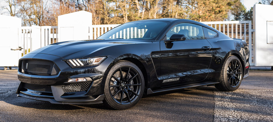 2016 GeigerCars.de Ford Mustang Shelby GT350 Side View