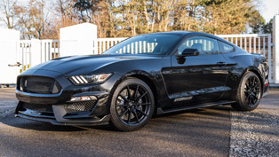 GeigerCars.de Introduces Ford Mustang Shelby GT350 to Europe