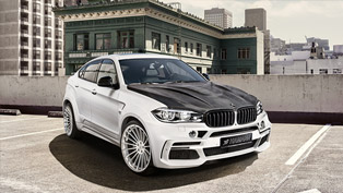 HAMANN Releases Special Aero & Performance Packs for X4 and X6 [w/videos]
