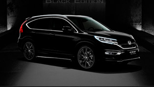 Civic and CR-V Black Edition Models are Heading Our Way!