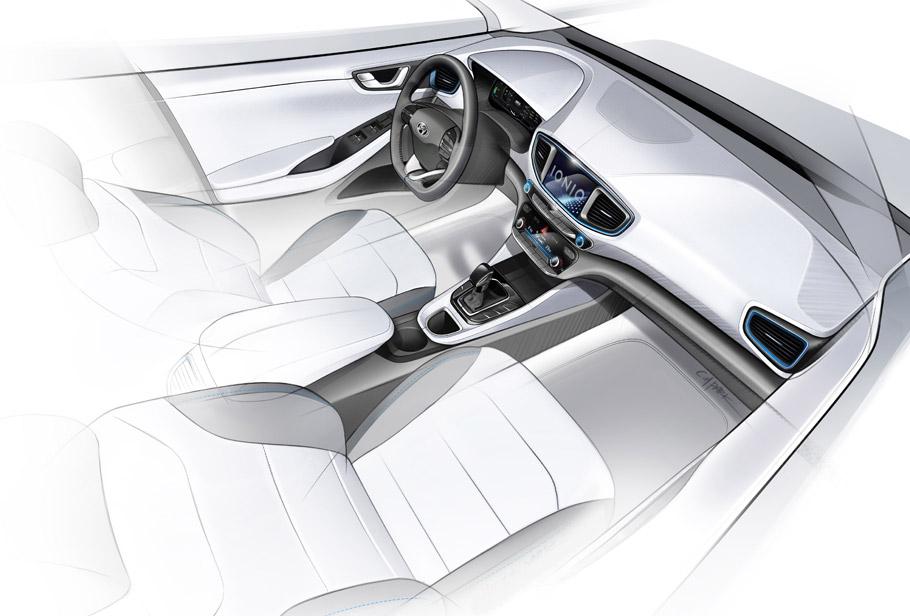 2016 Hyundai IONIQ Concept