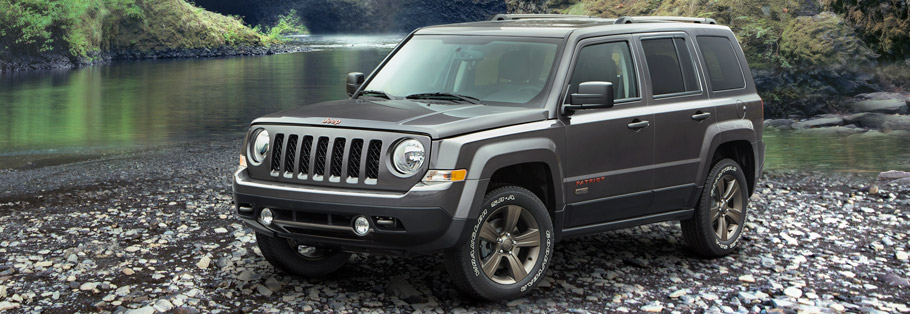 2016 Jeep Patriot 75th Anniversary edition