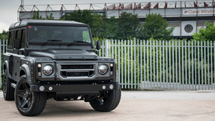 The End Edition is Kahn's Best Land Rover Defender Project So Far