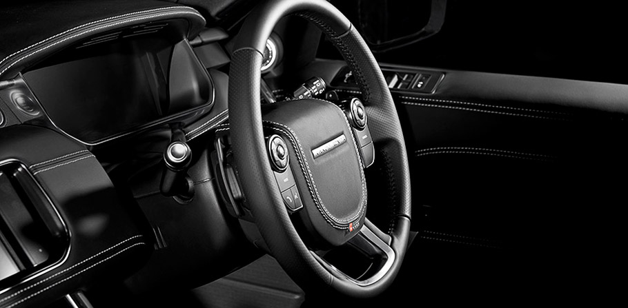 Kahn Range Rover Sport HSE Colours Of Kahn Edition Interior