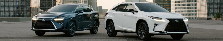 2016 Lexus RX Facelift