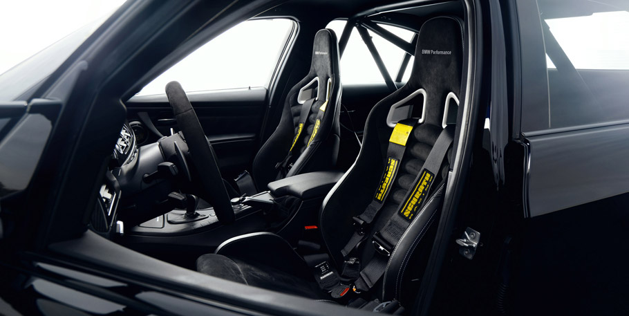 MR Car Design BMW M3 E90 CLUBSPORT Interior