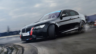 The Reasons Behind the 450 Horsepower of this BMW M3 E90 by MR Car Design