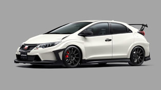 Civic Type R in Various Forms at the Tokyo Auto Salon