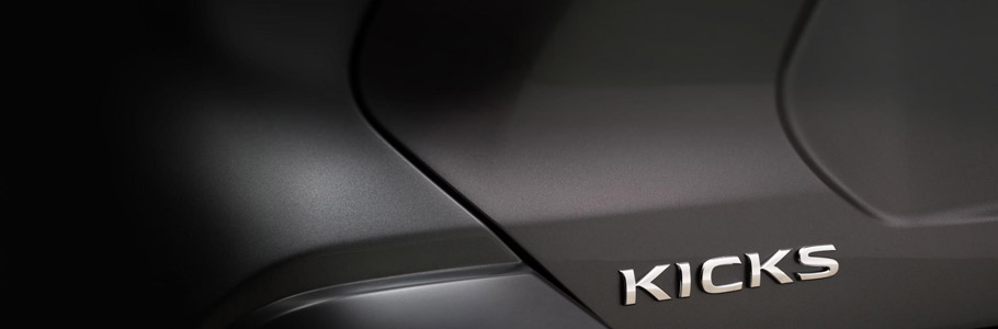 2016 Nissan Kicks Concept