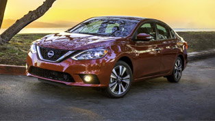 2016 nissan sentra comes with tasty offerings