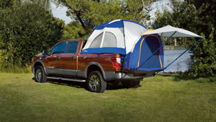 Nissan Shows How You Can Work and Play Hard with Genuine TITAN Accessories [w/videos]