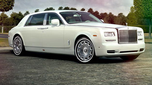 Jade Pearl Rolls-Royce Phantom is One-Off and Truly Original