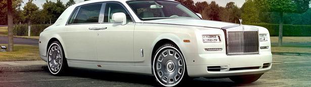 Jade Pearl Rolls-Royce Phantom is One-Off and Truly Original