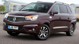 ssangyong expands the available via motability scheme models