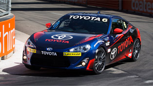 toyota gives out stunning prizes at this year's toyota 86 racing event