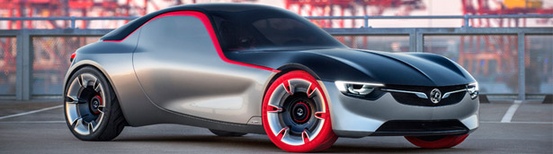 2016 Vauxhall GT Concept to Make Debut at the Geneva Motor Show