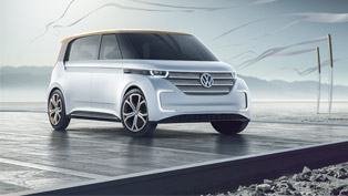 budd-e: volkswagen's vision for the near future