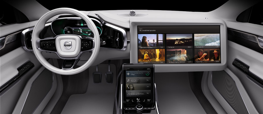 Volvo Independent Drive System
